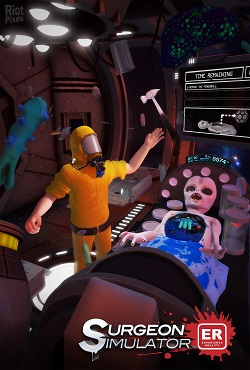 Surgeon Simulator Experience Reality