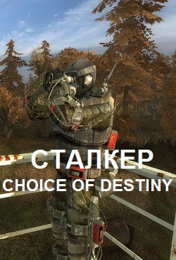 Сталкер Choice of Destiny