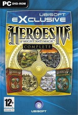 heroes of might and magic 4 полное собрание скачать торрент