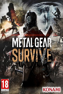 Metal Gear Survive Механики