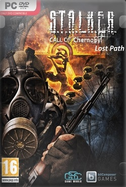 Stalker Lost Path Call of Chernobyl