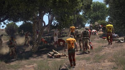 Arma 3 Zombies & Demons